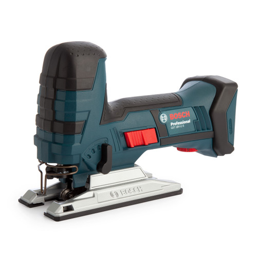 Bosch GST18VLISNCGS Professional Jigsaw with Body Grip (Body Only) - 6