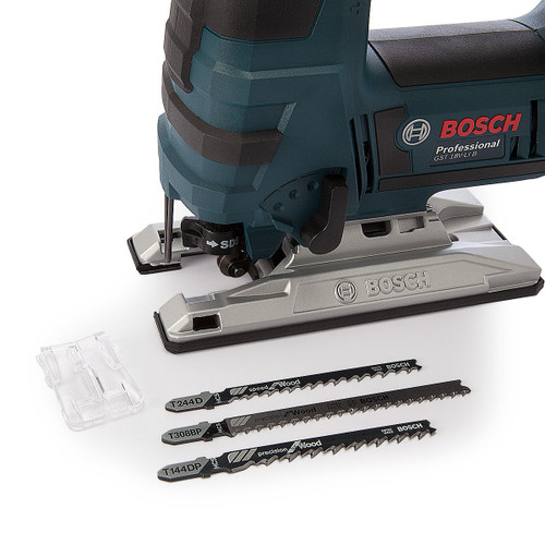 Buy Bosch GST18V-LI B Jigsaw with Bow Handle (Body Only) for GBP116.67 at Toolstop