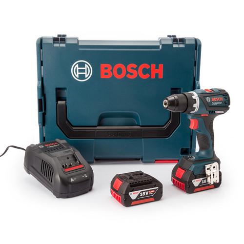 Bosch GSR18VEC5 2-Speed Brushless Drill Driver (2 x 5.0Ah Batteries) - 8