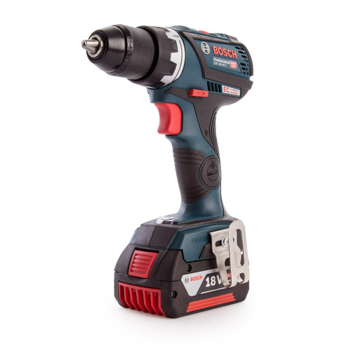 Bosch GSR 18V-60C Connected Brushless Heavy Duty Drill Driver (3 x 5.0Ah Batteries) - 8