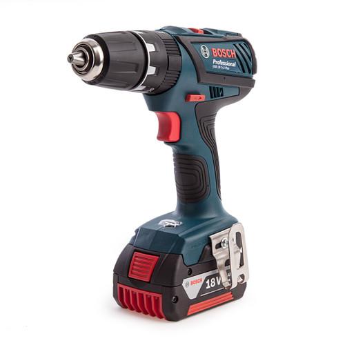 Bosch GSB 18-2-LI Plus Professional Compact Combi Drill (1 x 3.0Ah Battery) - 6