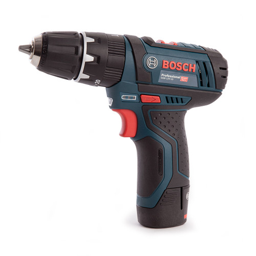 Bosch GSB12V-1539DS Professional 2-Speed Cordless Combi Drill (1 x 2.0Ah + 1 x 4.0Ah) - 5