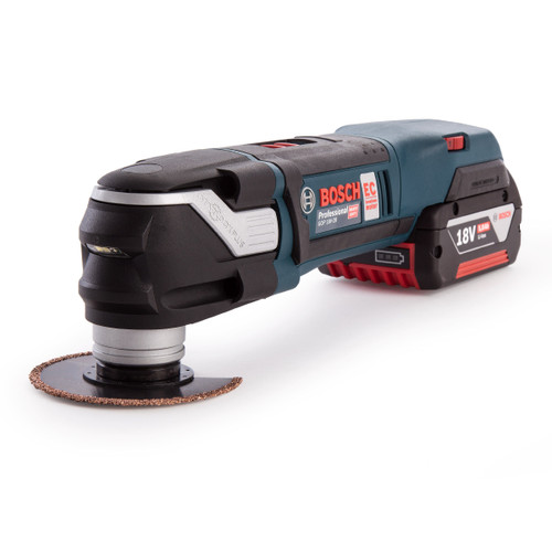 Bosch GOP 18V-28 Brushless Cordless Multi-Cutter Professional Heavy Duty (3 x 5.0Ah Batteries) - 8