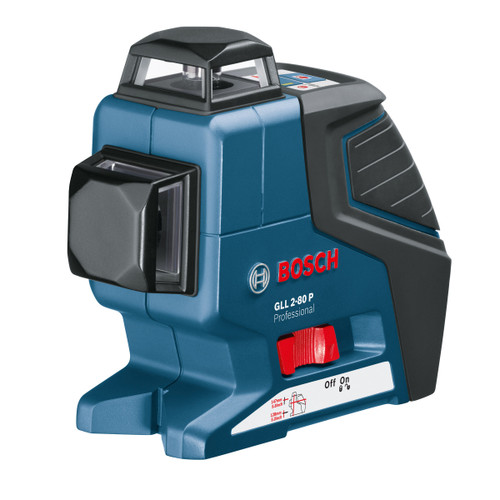 Bosch GLL2-80P 360 Degree Vertical and Horizontal Line Laser - 6