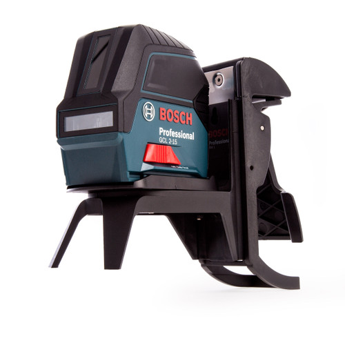 Bosch GCL 2-15 Professional Combi Laser with Cross Line and 2-Point + RM1 Rotating Mount in Carry Case - 8