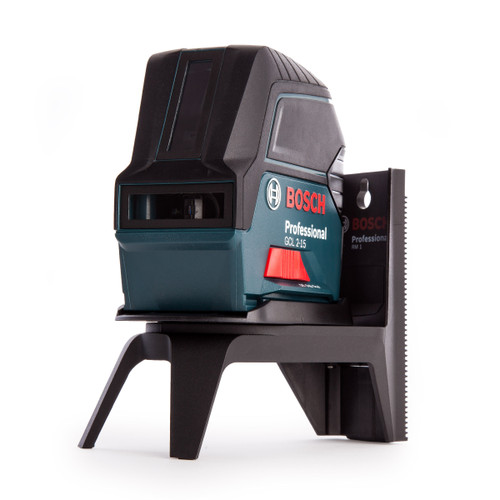 Bosch GCL 2-15 Professional Combi Laser with Cross Line and 2-Point + RM1 Rotating Mount - 6