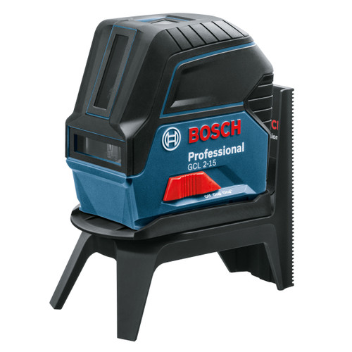 Bosch GCL215BT Combi Laser with Rotating Mount and Tripod - 7