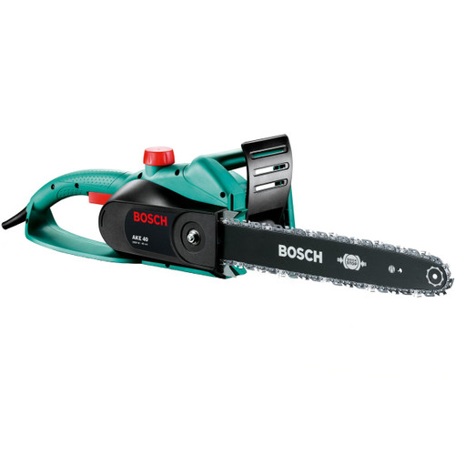 Buy Bosch AKE 40 1600W Electric Chainsaw 240V at Toolstop