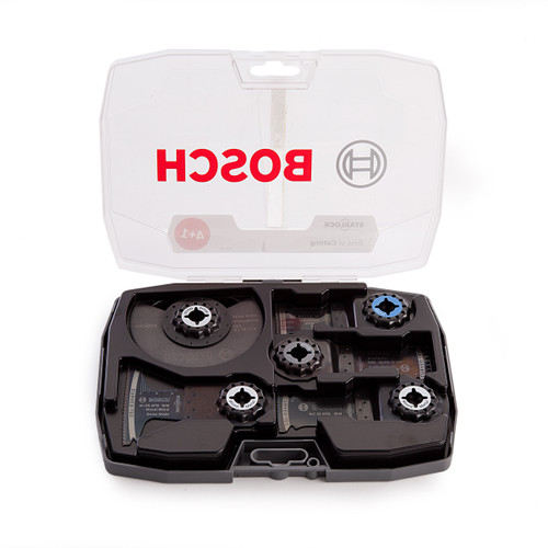 Bosch 2608664131 Best of Cutting Set (5 Piece) - 1