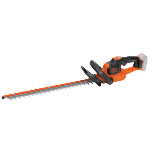 Black + Decker GTC18452PCB-XJ 18V Hedge Trimmer With Power Command (Body Only) - 6