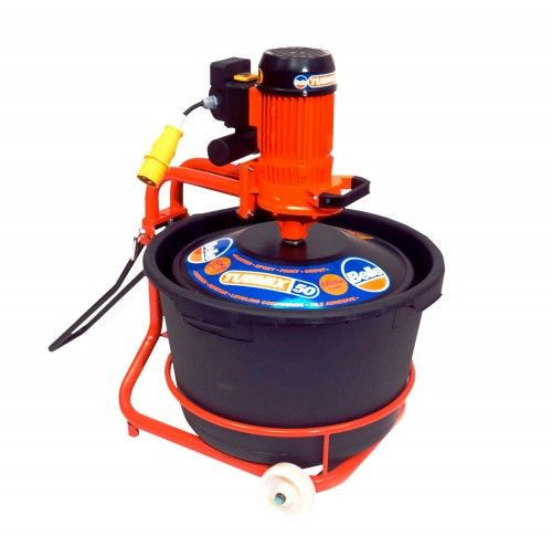 Buy Belle TUBMIX 50 High Torque Paddle Mixer 110V at Toolstop
