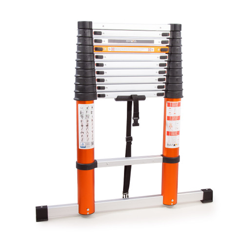 Batavia 7062696 3.25m Giraffe Air Telescopic Ladder with Stabilisers - 1