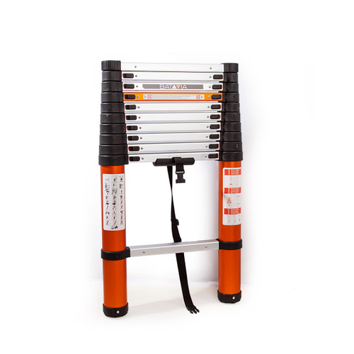 Batavia 3.22m Giraffe Telescopic Ladder - 1