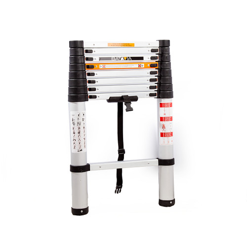 Batavia 7062056 Giraffe Air 2.61m Telescopic Ladder - 1