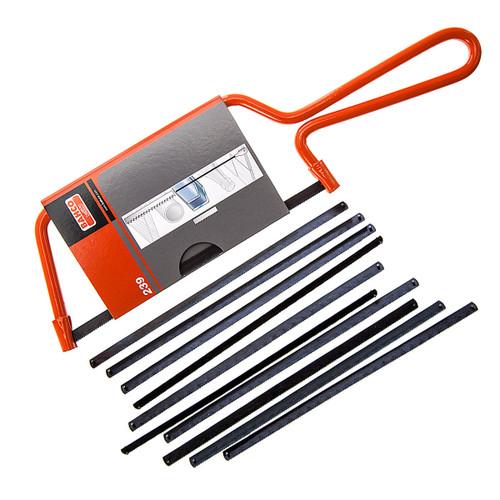 Buy Bahco 239 Junior Hacksaw + 10 Blades at Toolstop