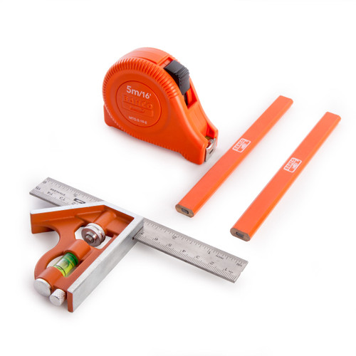 Bahco CSPACK17 Measuring and Marking Pack - 1