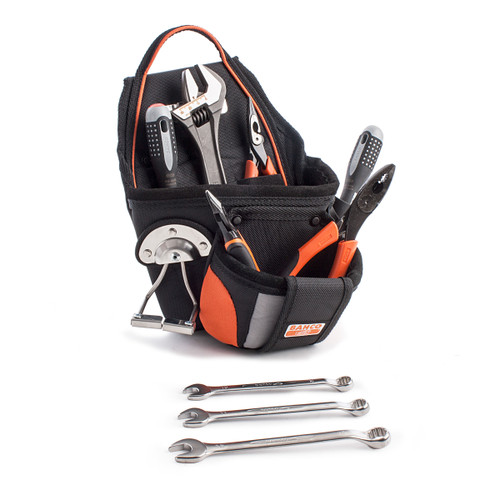 Bahco 4750-UP-1TS2 9 Piece Daily Maintenance Tool Kit