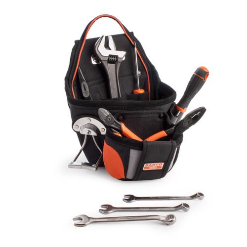 Bahco 4750-UP-1TS1 9 Piece Daily Maintenance Tool Kit - 2