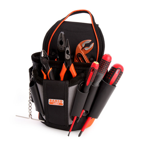 Bahco 4750-EP-1TS2 7 Piece Electricians Tool Kit - 2
