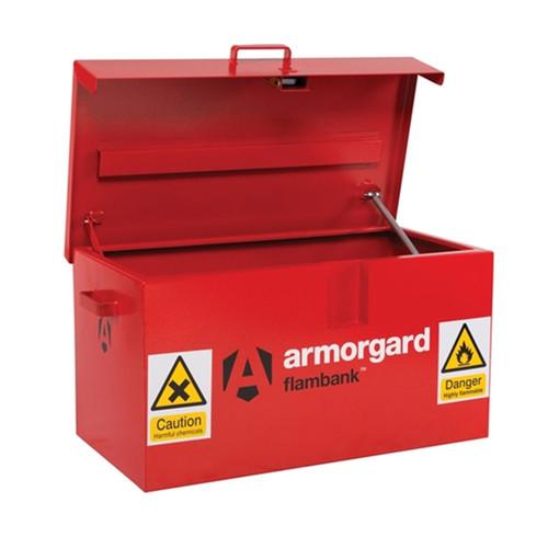 Buy Armogard FB1 Flambank Hazard Vault 98 cm x 54 cm x 47.5 cm at Toolstop