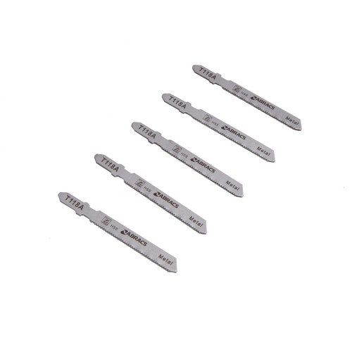 Abracs ABT118A Jigsaw Blade (Pack Of 5) - for Metal - 1