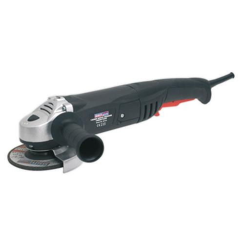 Buy Sealey SG125 Angle Grinder 125mm 1000w/240v at Toolstop