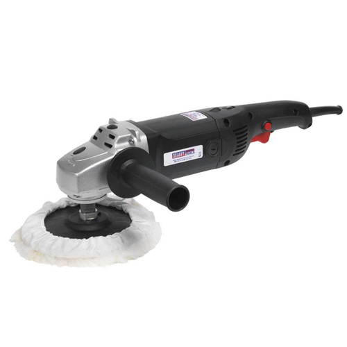 Buy Sealey MS900PSEU Sander/polisher 170mm 6-speed 1300w/240v With Schuko Plug at Toolstop