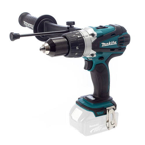 Buy Makita DHP458Z 18V Cordless Compact 2-speed Combi Drill (Body Only) for GBP70 at Toolstop