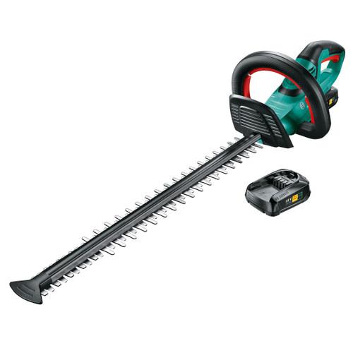 Bosch UNI18-550 Cordless 18V Universal Hedgecutter 550mm (2 x 2.0Ah Batteries) - 3