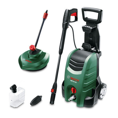 Bosch AQT 40-13 Pressure Washer with Patio Cleaner 130 Bar 400 l/h 1900W - 6
