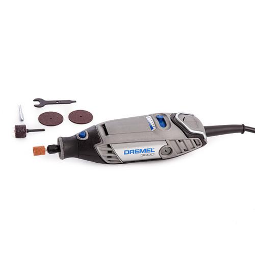 Buy Dremel 3000-5 Multi-Tool 240V at Toolstop