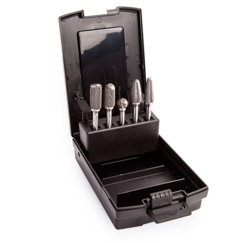 Abracs CBKIT5 Carbide Burr Kit 5 Piece - 3