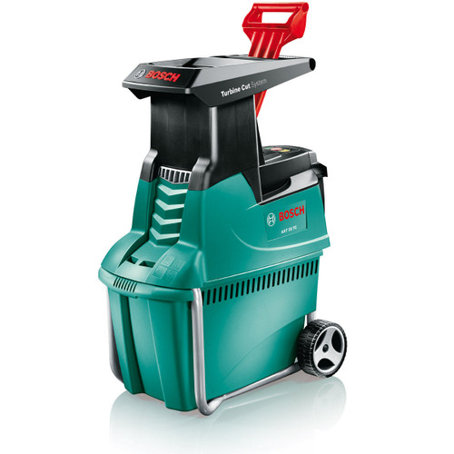 Bosch AXT25TC 2500 W Electric Garden Shredder 240V - 5