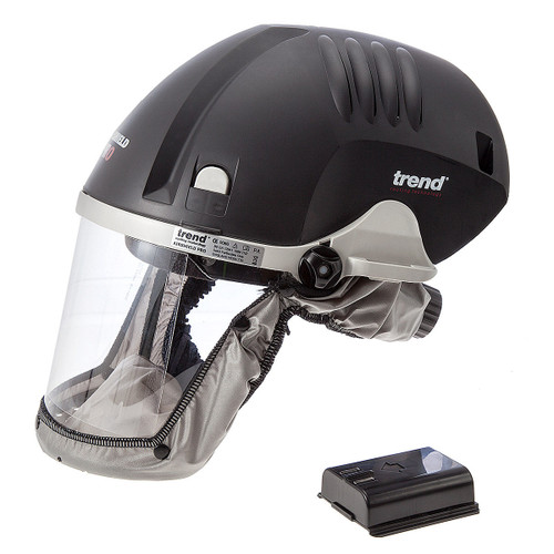 Trend AIR/PRO Airshield Pro Powered Respirator - 6