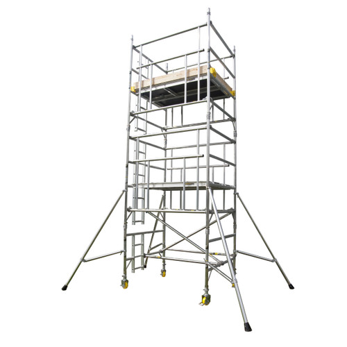 Youngman BoSS Ladderspan 3T 33852200 Tower System - 4.2 Metre Height - 7