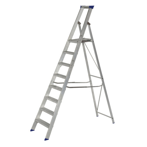 Werner 71508 MasterTrade Platform Stepladder 8 Tread (1.75m) - 3