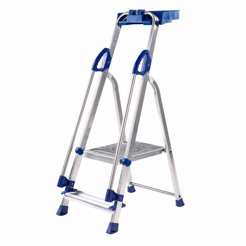 Buy Werner 70502 Workstation Stepladder 2 Tread (0.35m) at Toolstop