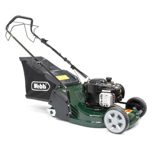 Webb WERR17SP Petrol Lawnmower Self Propelled ABS Deck 43cm / 17 Inch - 8