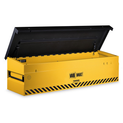 Buy Van Vault Tipper Security Steel Storage Box S10320 (1815 x 488 x 557mm) at Toolstop