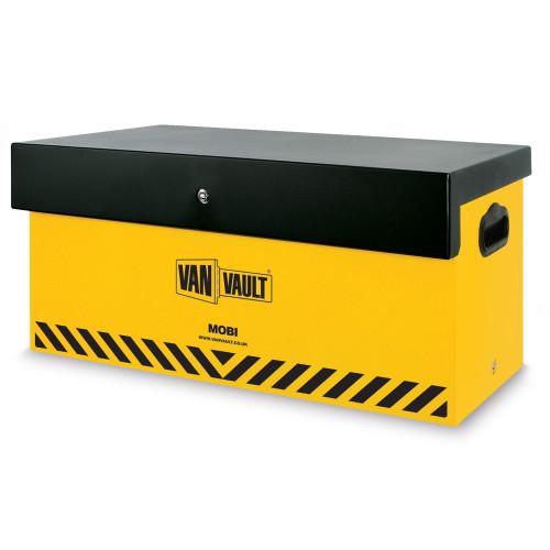 Buy Van Vault Mobi High Security Steel Storage Box S10301 (780 x 455 x 365mm) with Docking Station at Toolstop