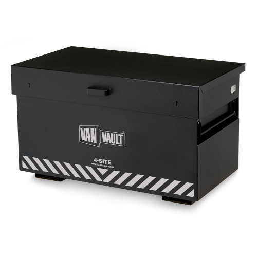 Buy Van Vault 4 Site High Security Steel Storage Box S10270 (1190 x 645 x 690mm) at Toolstop