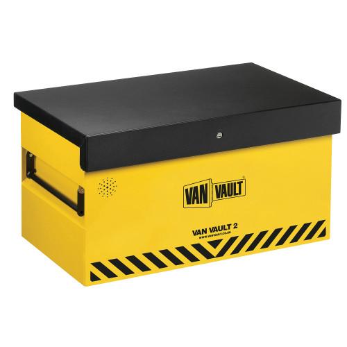 Van Vault 2 High Security Steel Storage Box S10250 (920 x 555 x 490mm) - 2