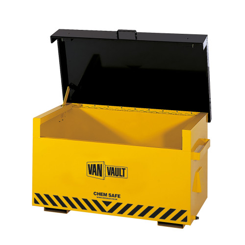 Buy Van Vault Chem Safe High Security Steel Storage Box S10022 (1190 x 645 x 690mm) at Toolstop