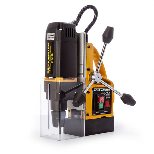 Unibor BHM-35 Portable Magnetic Drilling Machine 110V - 5
