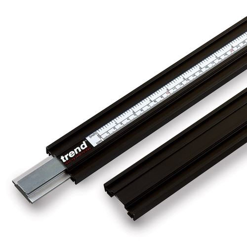 Trend VJS/G/100 Varijig System Straight Guide 2.54 Metre