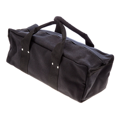 Toolstop Toolbag with Waterproof Lining - 18 Inches in Black - 2
