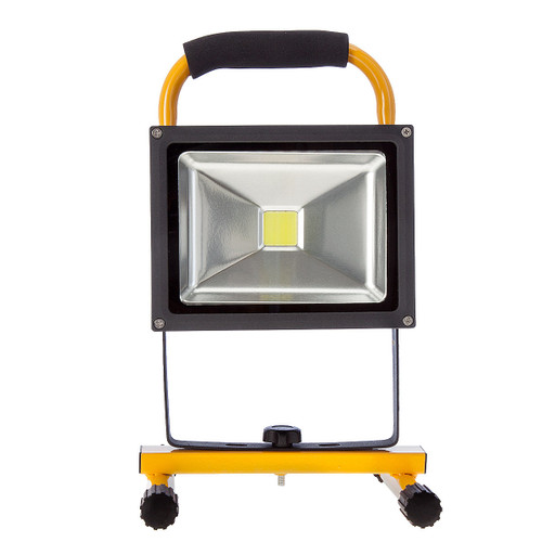 Toolstop 20W LED Light with Minipod Rechargeable - 3