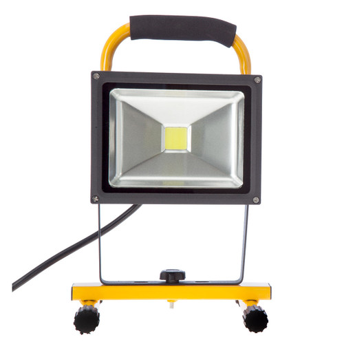 Toolstop 20W LED Light with Minipod 110V / 240V - 3