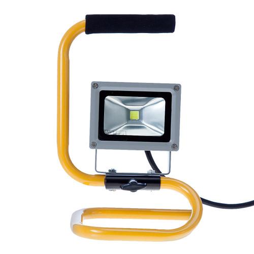 Toolstop 10W LED Light with Minipod 110V / 240V - 3