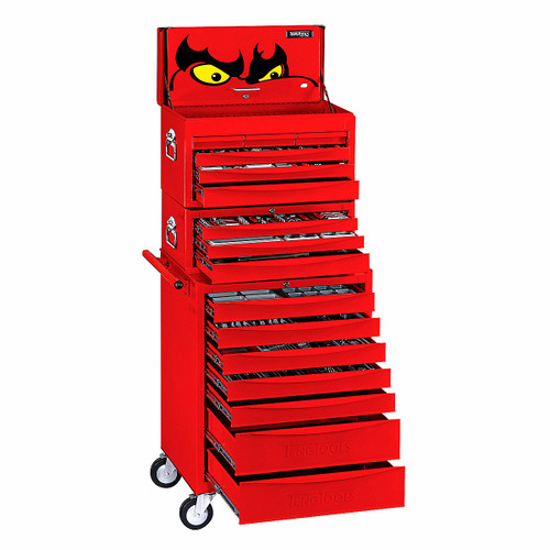 Buy Teng TC816SV Stack System 8 Series 16 Drawers at Toolstop